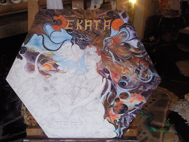 """ Ekata "" in progression."